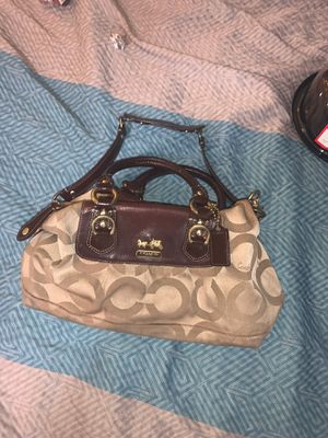 Coach purse for Sale in Laurel, MD