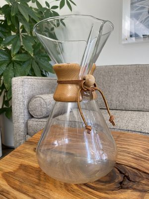 Large Vintage Pyrex Chemex Drip Coffee Maker for Sale in Los Angeles, CA
