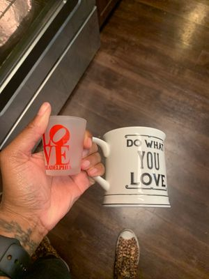 Free coffee cup and shot glass to home for Sale in Phoenix, AZ