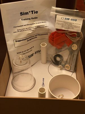 Sim Tie Surgical Knot Tying Simulator for Sale in Harrisburg, PA