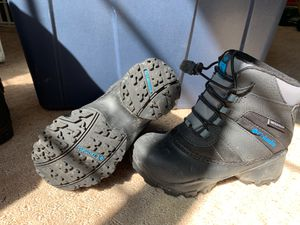 Kids Columbia snow-boots. Size 1 for Sale in Vienna, VA