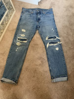 Levi's jeans 513 for Sale in Mountain View, CA