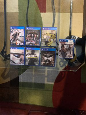 Ps4 games! for Sale in Arlington, WA