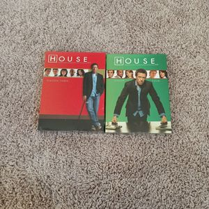 House M.D Season Three And Four Sealed for Sale in Oakley, CA