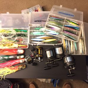 Fishing stuff for Sale in Fullerton, CA