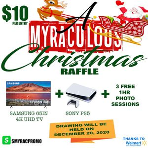 Myraculous Christmas for Sale in Columbia, SC