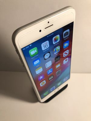 iPhone 6s Plus 16gb Silver (Factory Unlocked) Excellent Condition for Sale in Alameda, CA