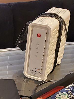 Motorola Surfboard 6183 modem for Sale in Queen Creek, AZ