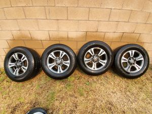 Toyota TRD Wheels Tires for Sale in Redondo Beach, CA