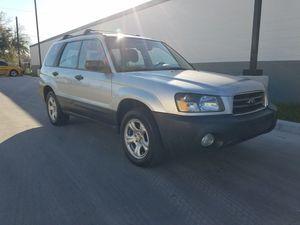 05 Subaru forestar for Sale in Houston, TX
