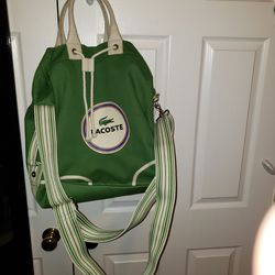 Lacoste Bag Nylon (Excellent) Condition for Sale in Reston,  VA