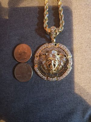 10k Versace charm for Sale in Texas City, TX