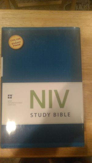 Study bible for Sale in Lake Elsinore, CA