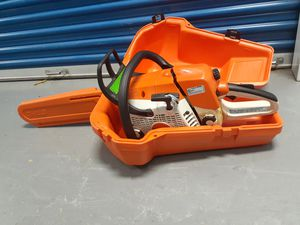 STIHL chainsaw ms270 works perfect with case include for Sale in Lake Worth, FL