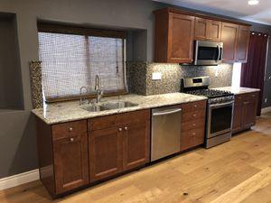 Kitchen Shaker Cabinets, Granite Countertops, Vanities, Sinks, Faucets, etc. for Sale in Corona, CA