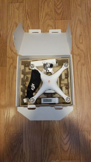 (CashPichup)Phantom 3 Standard DOES NOT Come With a Controller/Cable on the Drone That Connects The Camera to it Is Cut But is Fixable for Sale in Rancho Cordova, CA