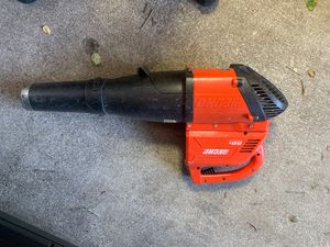 Echo 58v blower tool only CBL-58V 58 volt leaf and lawn blower for Sale in Oakland, CA