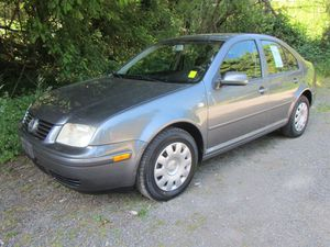 2003 Volkswagen Jetta Sedan for Sale in Shoreline, WA