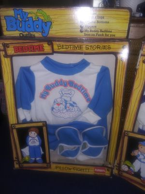 Vintage My Buddy Doll Clothes for Sale in Chesapeake, VA