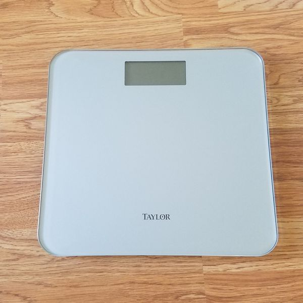 Taylor Glass Lithium Electronic Scale