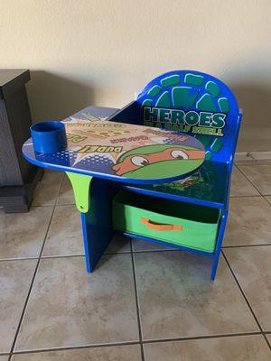 Kids TMNT Desk for Sale in Las Vegas, NV