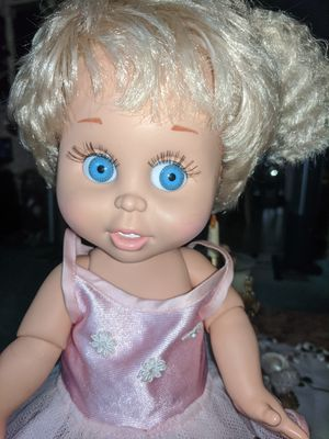 Baby face doll for Sale in Santa Maria, CA