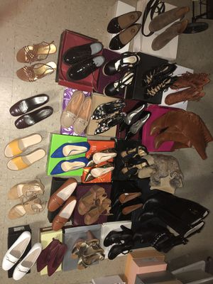 Tommy Hilfiger Nine West and others new and like new shoes size 7 for Sale in Brooklyn, NY