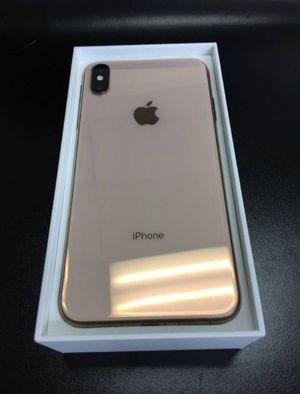 Apple iPhone XS MAX 256GB- Factory Unlocked for Sale in Atlanta, GA