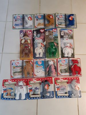 McDonalds Ty beanie babies - Lot for Sale in Des Plaines, IL