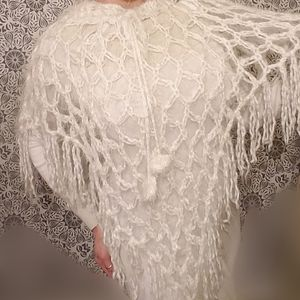 Women's/girls Delicately Knitted Shawl for Sale in Lawrenceville, GA