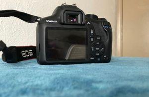 Cannon T6 camera for Sale in Arlington, TX