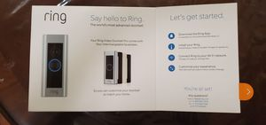 Ring video doorbell pro for Sale in Los Angeles, CA