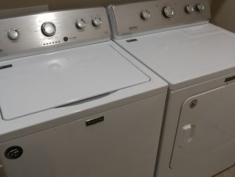Maytag Washer & Dryer, excellent condition, only 2 year old. for Sale in Richmond,  KY