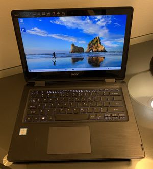 "Acer Spin 5,13.3"" FHD IPS, for Sale in Falls Church, VA"