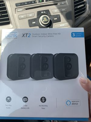 Blink XT2 new for Sale in San Jose, CA
