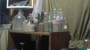 Unique and old bottles collection for Sale in Easley, SC