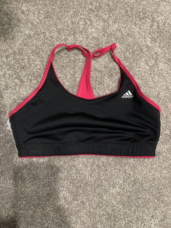 Bundle: sports bra and sleeveless shirt XS