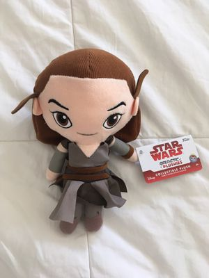 Star Wars Collectible Plushie Toy Stuffed Doll Animal Christmas Birthday gift for Sale in Hesperia, CA