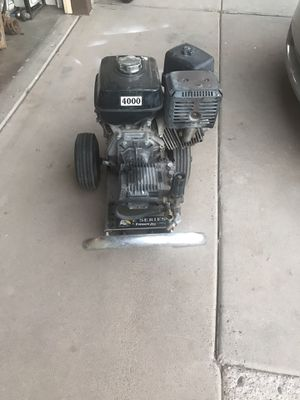 Pro eagle pressure washer 4000psi for Sale in Phoenix, AZ