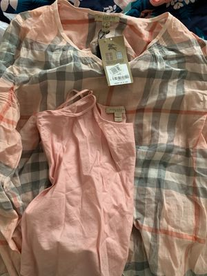 Burberry shirt woman size XS for Sale in SeaTac, WA