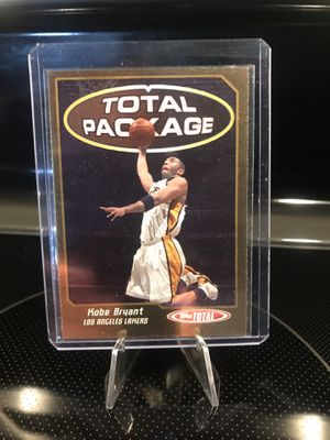 2005 Topps Kobe Bryant Basketball Card - Lakers Jersey 8 Black Mamba Memorabilia - RARE NBA Collectible - MINT - $17 OBO for Sale in Carlsbad, CA