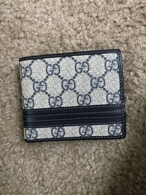 Gucci Men's Wallet for Sale in Pflugerville, TX