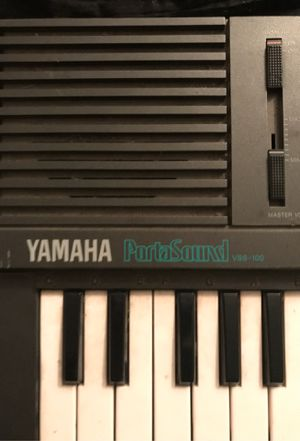 Vintage Yamaha Portasound VSS-100 for sale or trade for Sale in Tacoma, WA