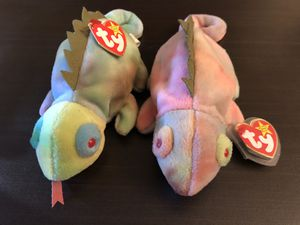 Beanie Babies (Iggy)'s for Sale in Los Angeles, CA