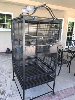 African Grey Bird Cage for Sale in Diamond Bar, CA