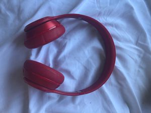 Red Solo Beats Wired Headphones for Sale in Vacaville, CA