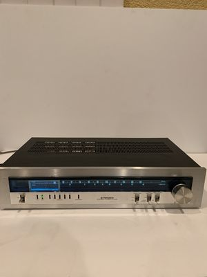 Vintage Pioneer TX-610 AM/FM Stereo Analog Tuner - Made in Japan for Sale in San Jose, CA