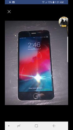 iPhone 6s Plus for Sale in Sunbury, PA