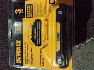 DeWalt Battery for Sale in Clovis, CA