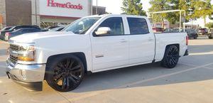 24s trade 6 lug Chevy for Sale in Dallas, TX